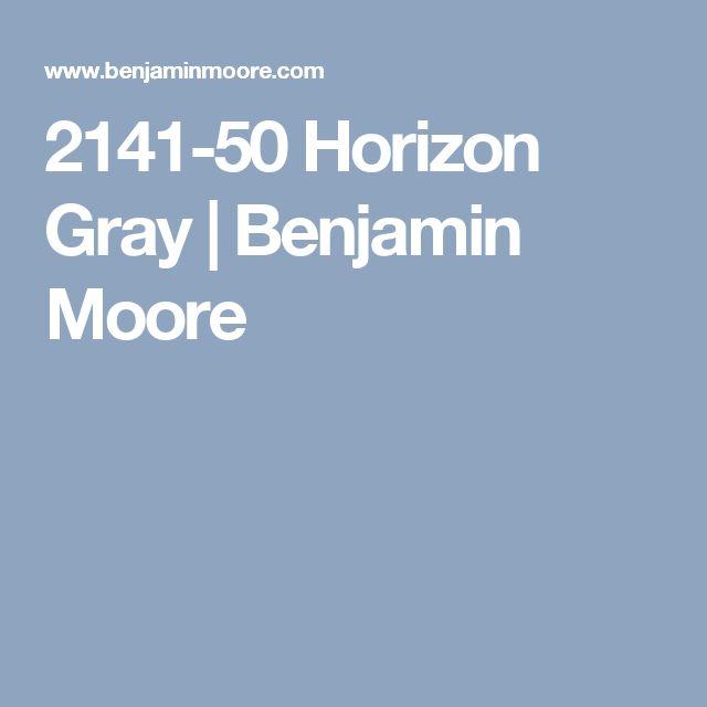 2141-50 Horizon Gray | Benjamin Moore