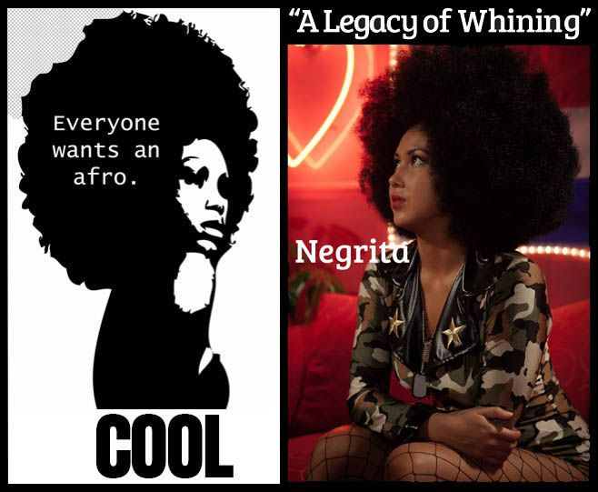 "La Negrita, ""A Legacy of Whining"""