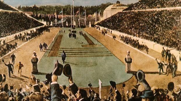 Hace 120 años, se inauguraron en Atenas los primeros Juegos Olímpicos modernos, en los que participaron 241 atletas masculinos