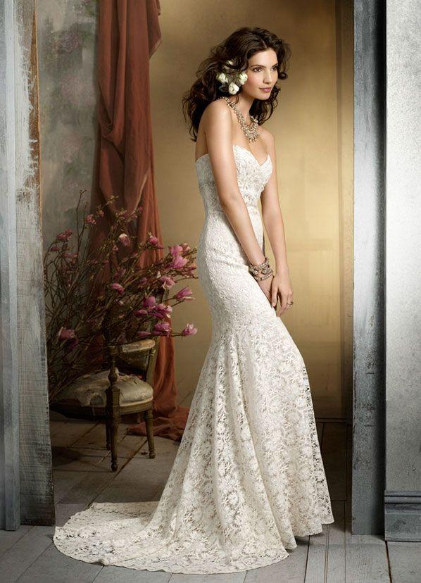 12 best Dream Gown images on Pinterest | Wedding dressses, Bridal ...