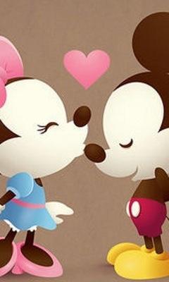 Mickey & Minnie...♥