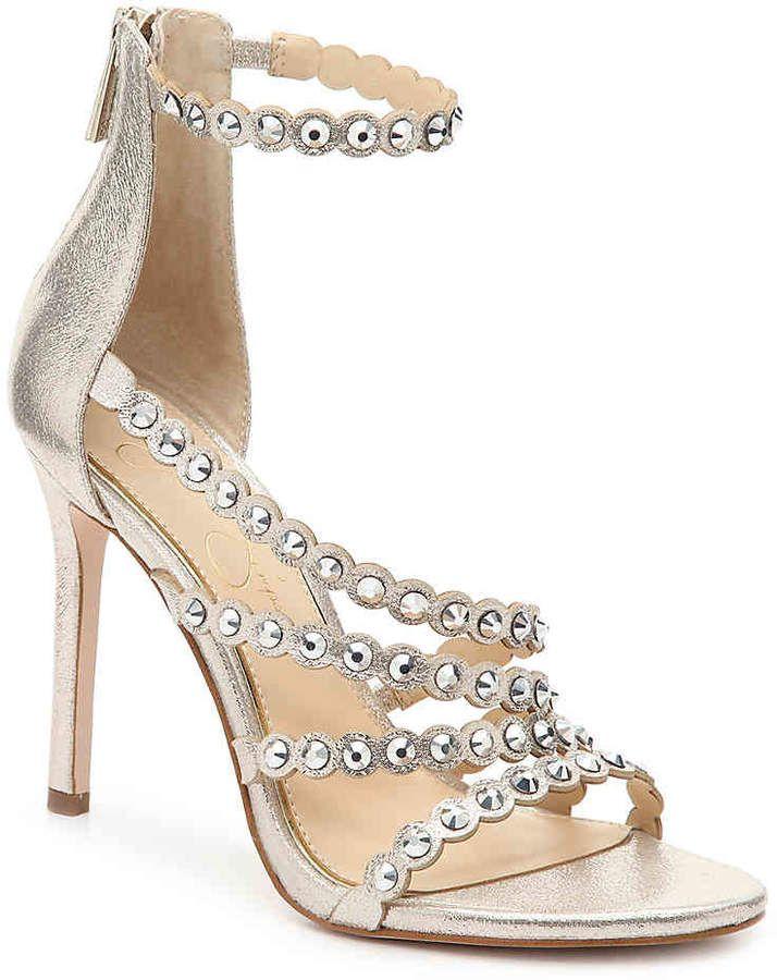 fa331fdd3891 Women Jakkie Sandal -Gold Metallic
