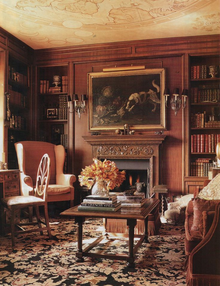 91 best designer axel vervoordt images on pinterest axel for English library decor