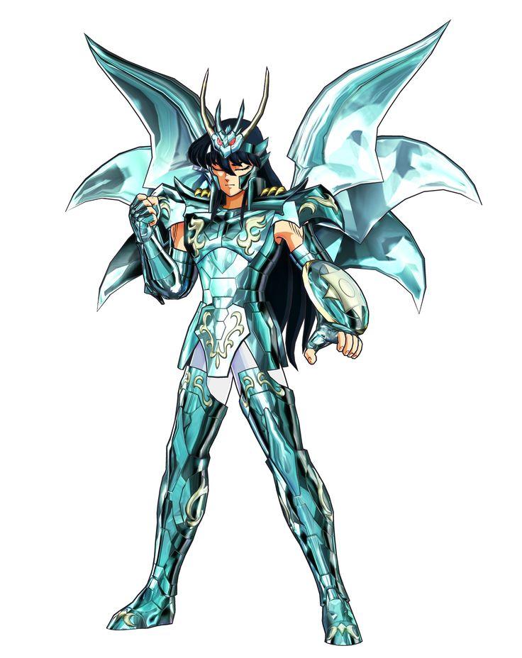 Shiryu de Dragón (armadura divina).