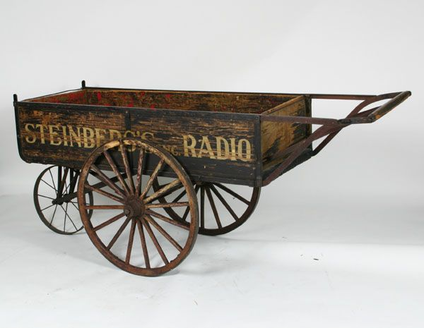 antique peddler wagon 19th century
