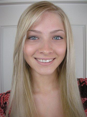 Young Alena Shishkova