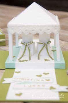 Explosion Box zur Hochzeit                              …