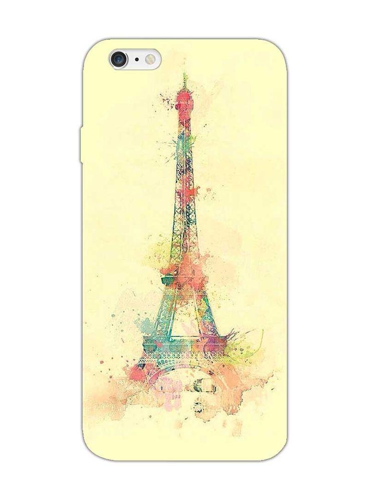 best website eca22 e6af3 eiffel art paris love designer mobile phone case cover for