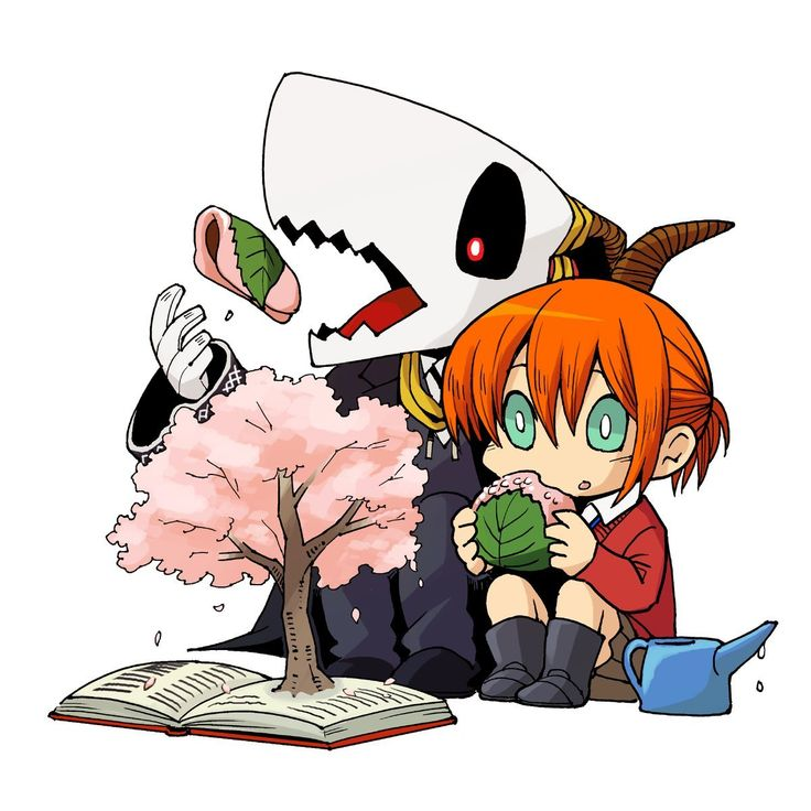 Collection: Mahoutsukai no Yome Monthly illustrations by Kore Yamazaki.Every month, the official Mahoutsukai no Yome anime twitter account releases a special illustration drawn by Kore Yamazaki. These...