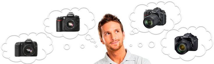 Qual é a melhor câmera semiprofissional