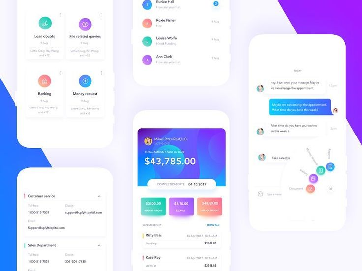 Funding App by Johny Vino @johnyvino  #designer #app #design #top #uiux #ui #ux #inspiration #web #dribbble #behance #website #uidesign #uxdesign #graphicdesign #trending #entrepreneur #colors #concept
