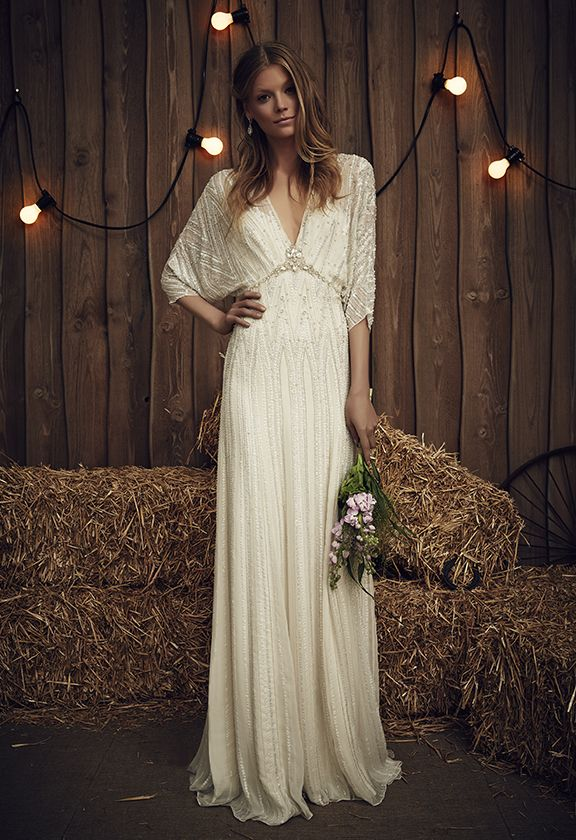 Montana (Ivory) from Jenny Packham Bridal Collection for 2017 - Dress for the Wedding