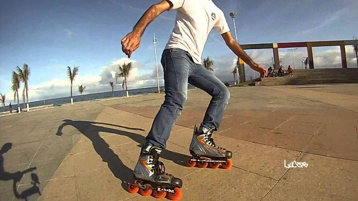 Freios / Slides - Patins Inline - Brakes and slides