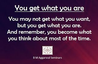 Winners: You get what you are