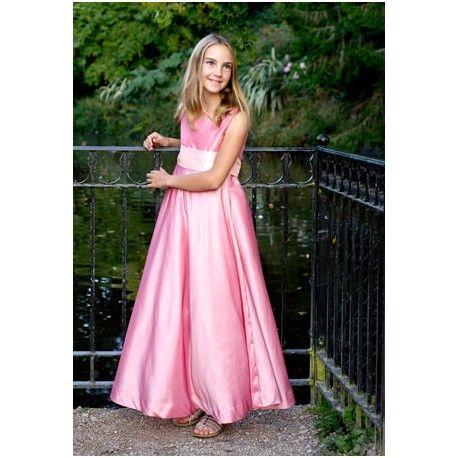Jane junior bridesmaid dress Little Eglantine