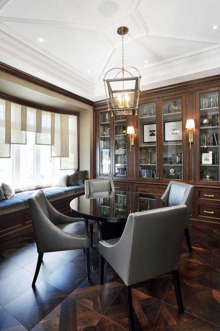 Kings Ridge Traditional Residence – Tomas Pearce Interior Design Consulting Inc.