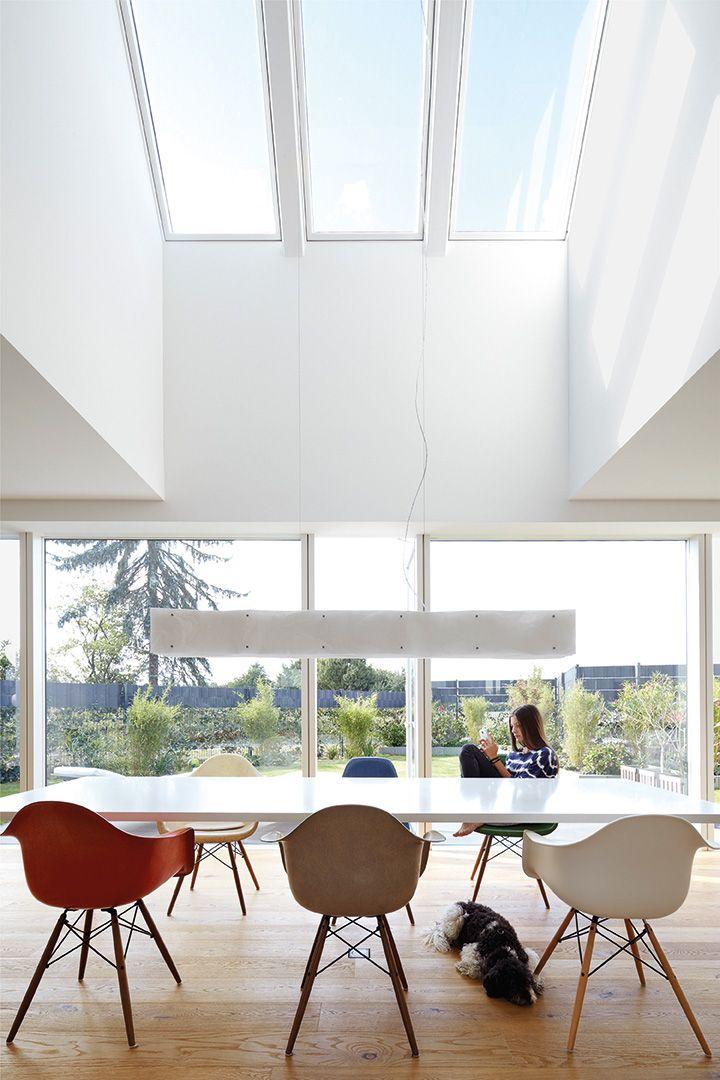 Haus Renovierung Altbau London Wird Vier Reihenhauser Verwandelt ...