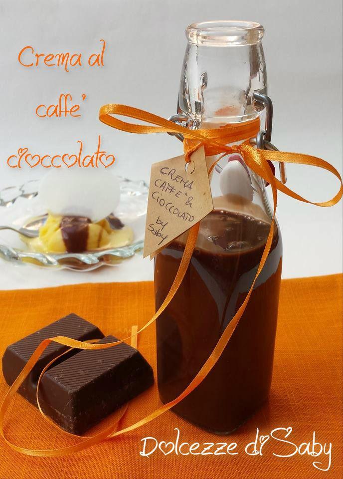 Crema al caffé e cioccolato