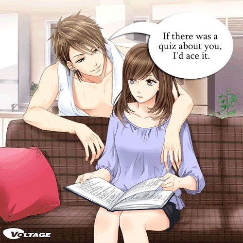 Click and drag to see what sweet words Ayato has for you! *:゚*。⋆ฺ(*´◡`) officialvoltageotome #my last first kiss#mlfk#voltage inc#
