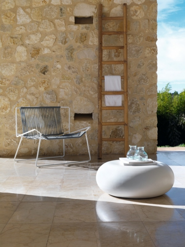 Out line lounge chair | Expromim
