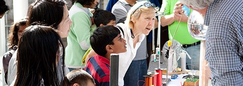 Cambridge Science Festival at the MIT Museumtelephone