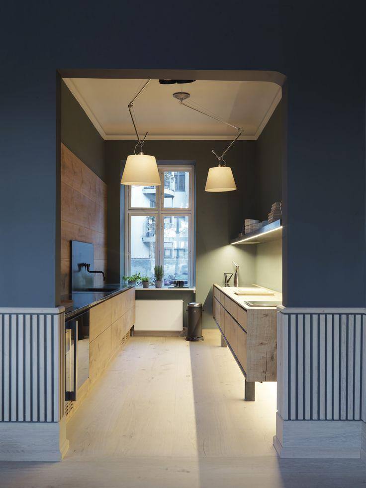 #GrandCuisine and Dinesen Showroom in Copenhagen