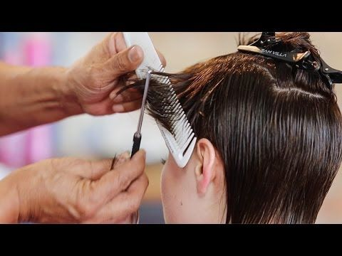 hair comb style razor undercut tutorial using razor comb technique 5025 | 5d038e7177fefcca84b895882f7d1193