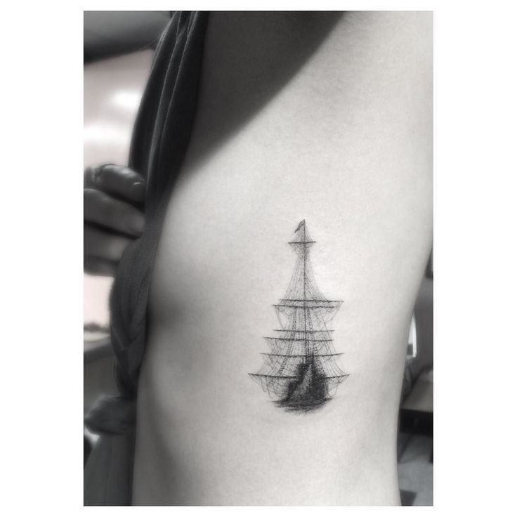 Lil ghosty ship @leo_native by dr_woo_ssc