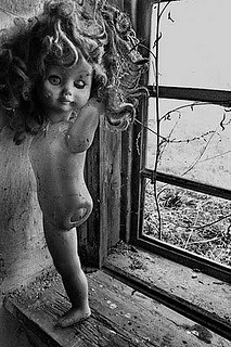 Lost | Forgotten | Abandoned | Displaced | Decayed | Neglected | Discarded | Disrepair | dolly