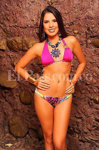 Imágenes: Sharon Solórzano, candidata de El Cerrito para Señorita Valle | EL PAIS