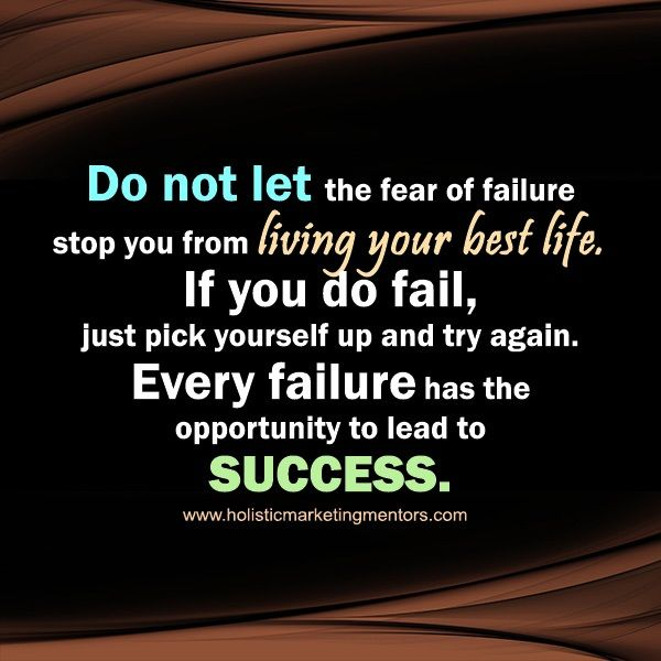 Inspirational Quotes About Failure: Pin By Holistic Marketing Mentors On Best Success Quotes