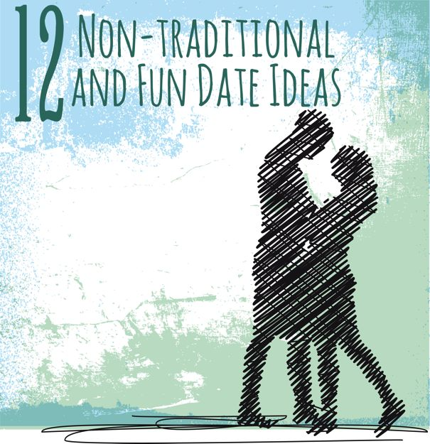 Non traditional date ideas