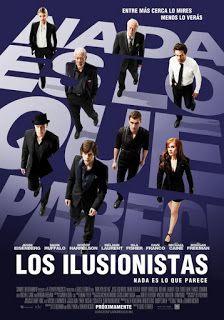 Ver Película Los Ilusionistas: Nada es lo que Parece Online Gratis (2013)