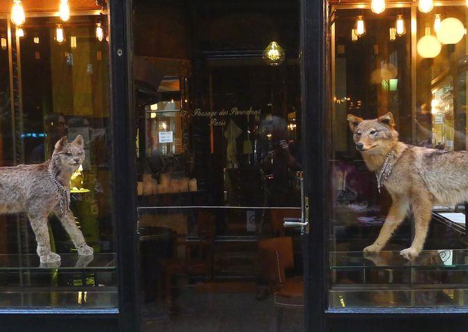 Restaurant Caffè Stern à Paris