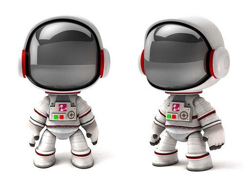 2 Spacemen