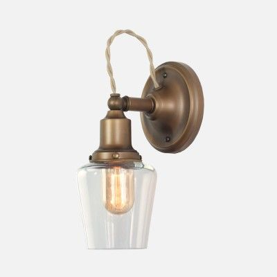 Orbit Wall Sconce Schoolhouse Electric And Supply Co : 17 Best images about CA lighting requirements on Pinterest Contemporary wall sconces, Barn ...