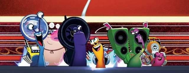 DreamWorks' Turbo FAST Runs on Netflix