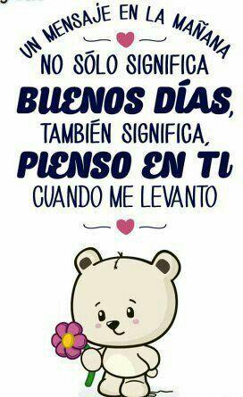 Buen día mi amor!! http://enviarpostales.net/imagenes/buen-dia-amor/ Saludos de Buenos Días Mensaje Positivo Buenos Días Para Ti Buenos Dias