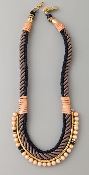 Lizzie Fortunato L.A. Confidential Necklace