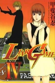 Liar Game manga- (like The Genius)