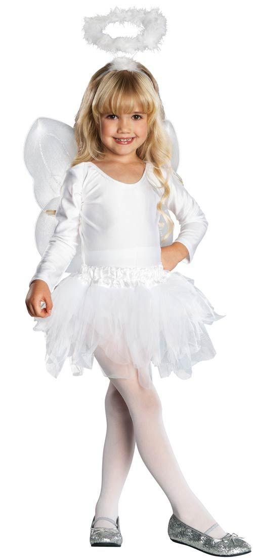 Girls and Toddler Angel Costume   Costume Craze