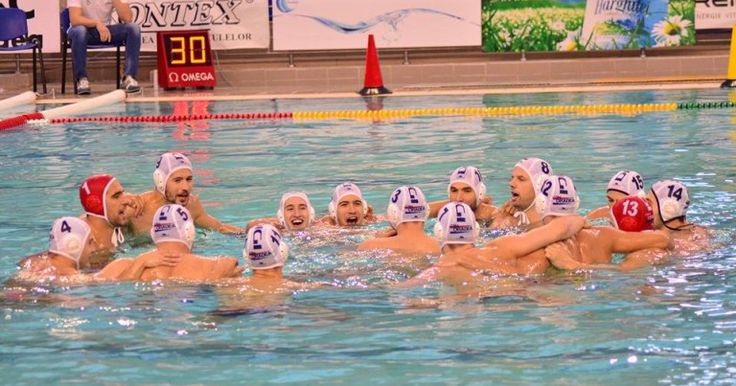 Polo - CSM Digi Oradea s-a calificat in turul 3 preliminar