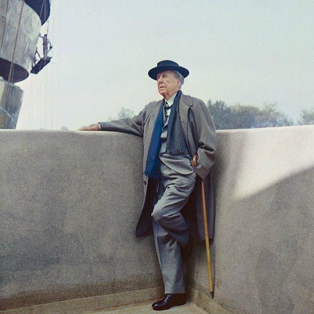 Les 57 meilleures images du tableau archi lloyd wright - Frank lloyd wright architecture organique ...