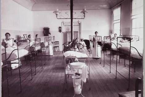 Geen punt: twaalf bedden op één ziekenhuiskamer