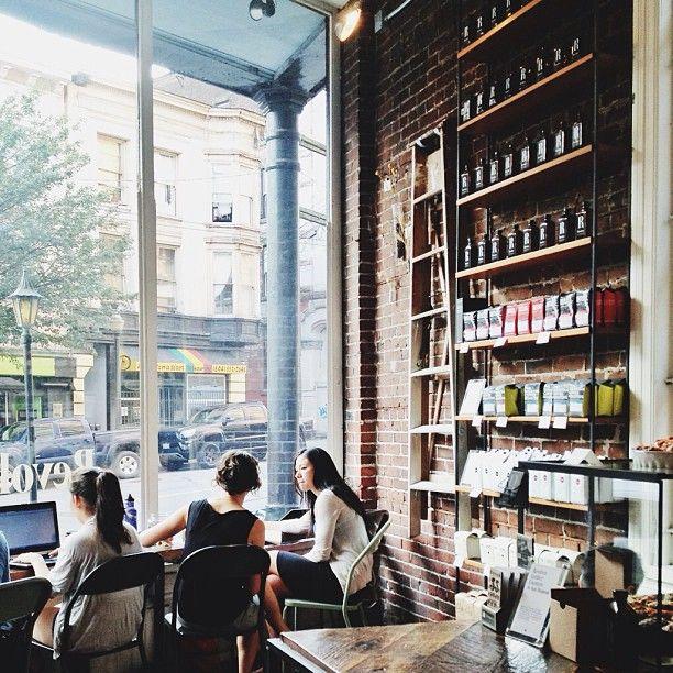 Revolver Coffee via @Noella Mahe Magazine