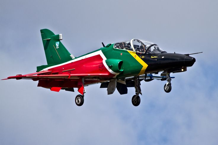 BAE Hawk 120 - South African Air Force (SAAF)
