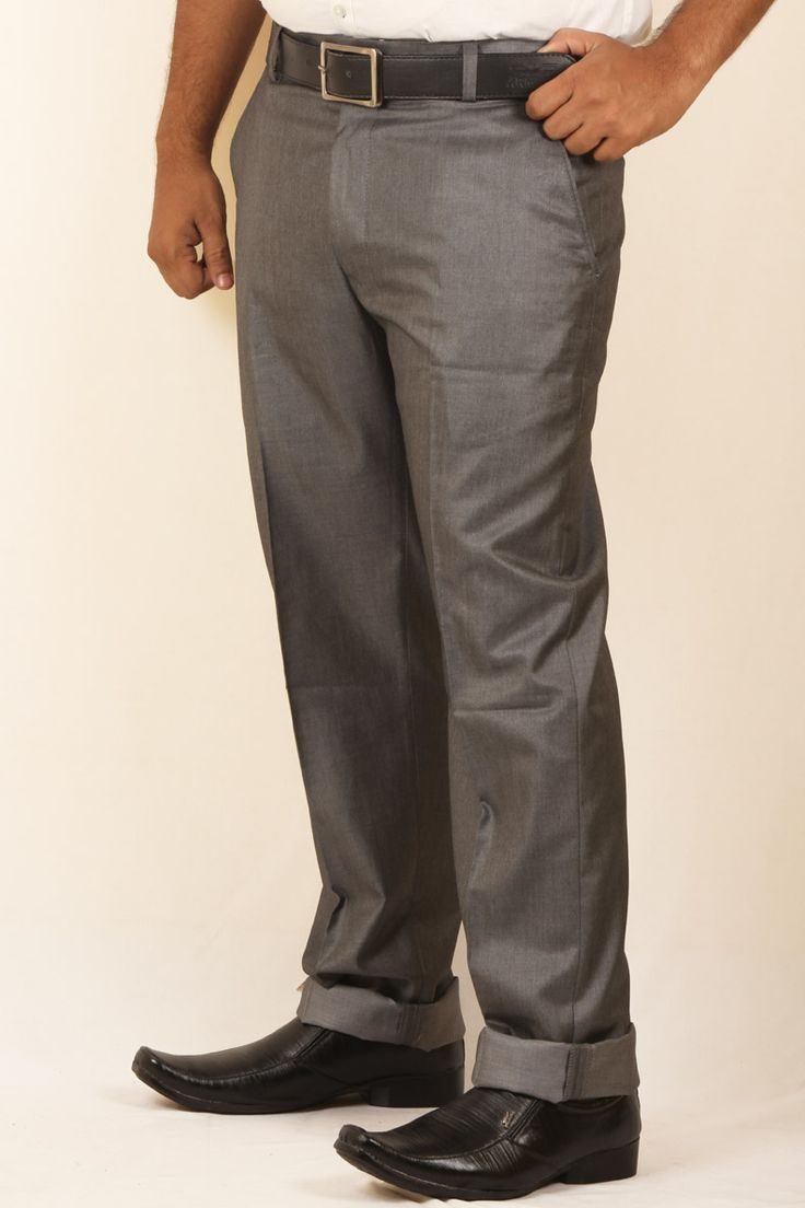 Buy Online DMARK Brown Polyester Cotton Trousers For all Occasion only on GetAbhi.com  http://tinyurl.com/zmunbmn