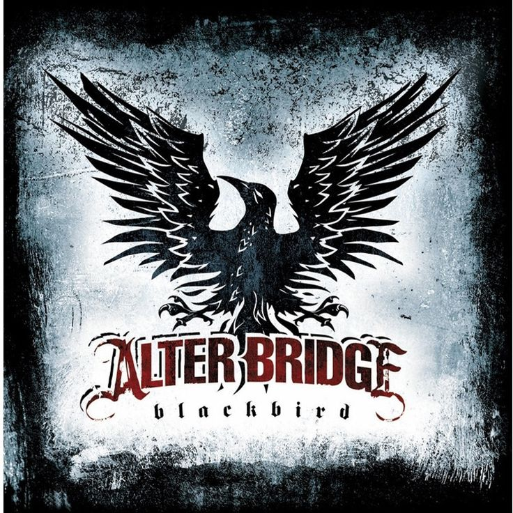 Alter Bridge (Creed) - Blackbird on Limited Edition 180g Import 2LP w/ D-Side Etching