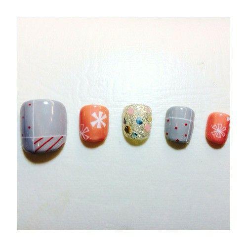 ZOZOPEOPLE   atelier+LIM - ○foot nail**