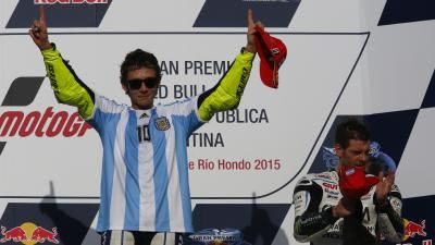 Relive the best moments from the Argentina GP